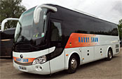 35 Seat Luxury Coach